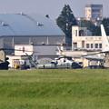 Photos: 撮って出し。。厚木基地よりトランプ大統領乗せる専用ヘリコプターマリーンワン(1)