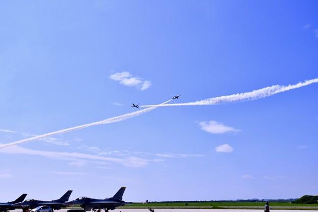 Photos: 8月の撮って出し。。ブルー復活まで 松島基地航空祭