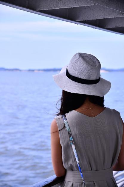8月の撮って出し。。松島三景を見つめて 20190824