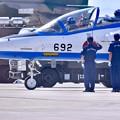 Photos: 8月の撮って出し。。松島基地航空祭 ブルーインパルス飛行訓練へ 20190825