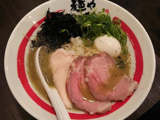 180214 麺やでこ@川崎市中原区~「浅利香味そば」
