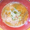 写真: 180428 金衛門@松戸市~「濃厚海老蕎麦」
