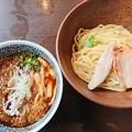 写真: 180513-2 くまがい@仙台市宮城野区~「昼限定★辛つけ麺」