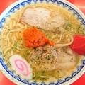 写真: 180515 龍上海赤湯本店@南陽市~「赤湯からみそラーメン」