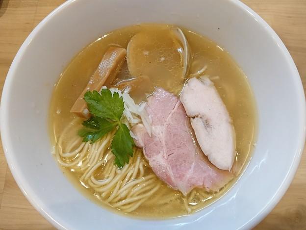 180814-2 麺堂イズム@小山市~「イズムのらーめん(塩)」