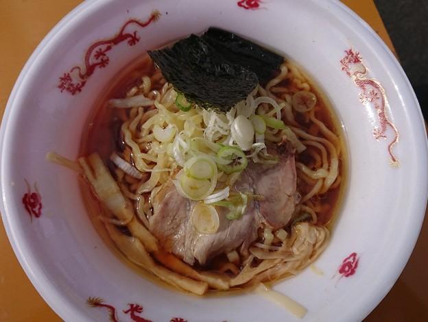 181124-4 松戸ラーメンサミット@松戸市~「焔★名古屋コーチンを使用した鶏ラーメン」