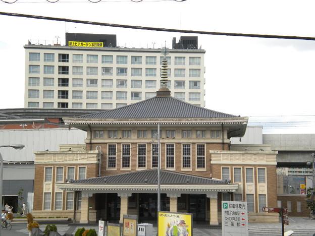 Photos: 近代建築『奈良駅』