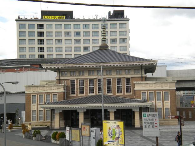 近代建築『奈良駅』