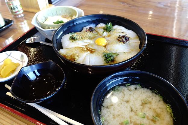 いか丼(道の駅・北浦街道豊北【山口】)