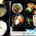 韮生米定食(道の駅・美良布【高知】)