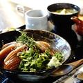 漁師のまかない丼(道の駅・なかとさ【高知】)・1
