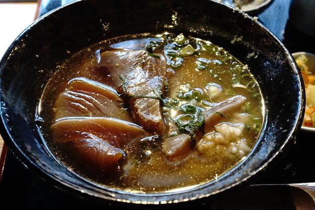 漁師のまかない丼(道の駅・なかとさ【高知】)・2