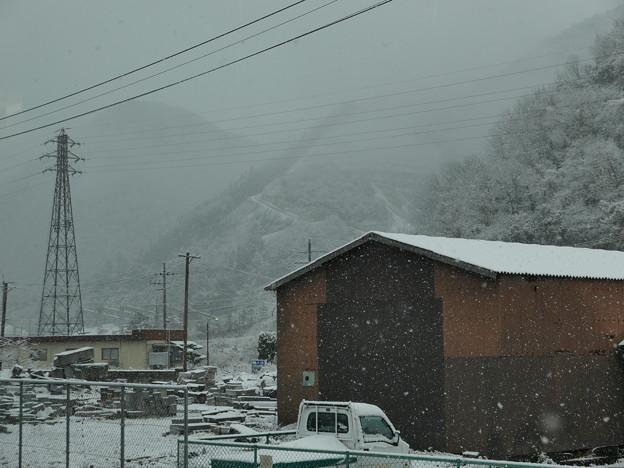 播但線の2018冬・1