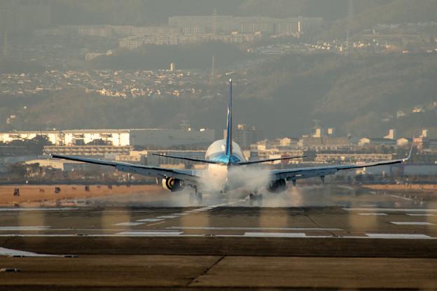 伊丹空港にて・3