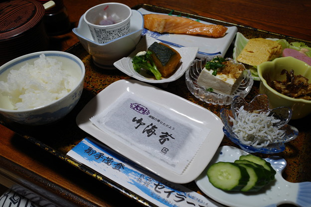 Photos: 民宿セイラーズ・朝食