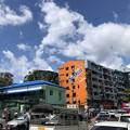 雨季が終ったかのようなヤンゴンとJUMBOってフマキラーだったのね (3)