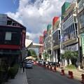 雨季が終ったかのようなヤンゴンとJUMBOってフマキラーだったのね (5)