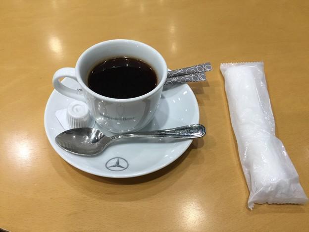 20180207メルセデスベンツコーヒーIMG_0020
