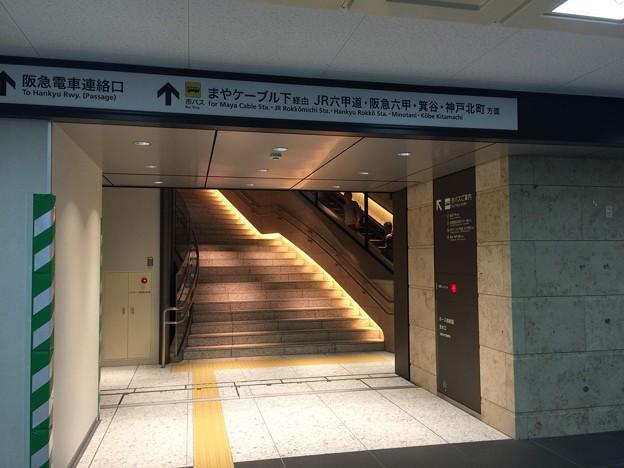20181111地下鉄阪急間 99CC0980-6695-4F1B-B2D9-0A67A3D30505