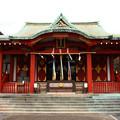 写真: 穴守稲荷神社 東京都大田区