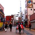 Photos: 浅草2丁目路地