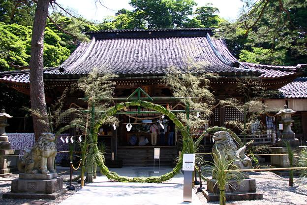 写真: 石浦神社 石川県金沢市