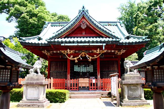 尾崎神社 石川県金沢市