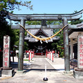 写真: 倉賀野神社 群馬県高崎市
