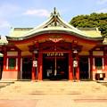 写真: 品川神社 東京都品川区