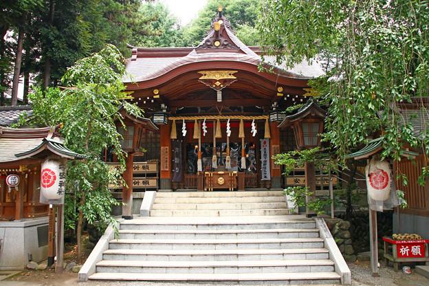 写真: 八王子子安神社 東京都八王子市