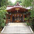 八王子子安神社 東京都八王子市
