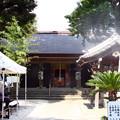 上神明天祖神社 東京都品川区