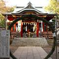南沢氷川神社 東京都東久留米市