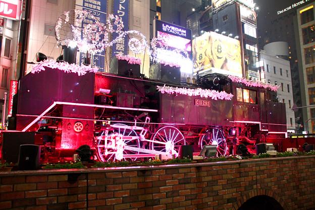 写真: 新橋SL広場