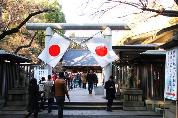 乃木神社 東京都港区