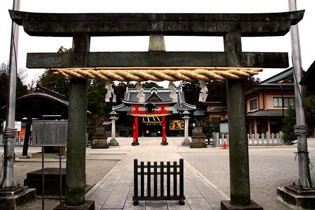 箭弓稲荷神社 埼玉県東松山市