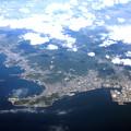 Photos: 蒲郡周辺上空