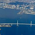 横浜港パノラマ合成