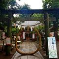 Photos: 龍ヶ崎八坂神社 茨城県龍ヶ崎市
