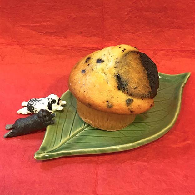 写真: カップケーキ2