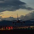 Photos: Twilight Landing