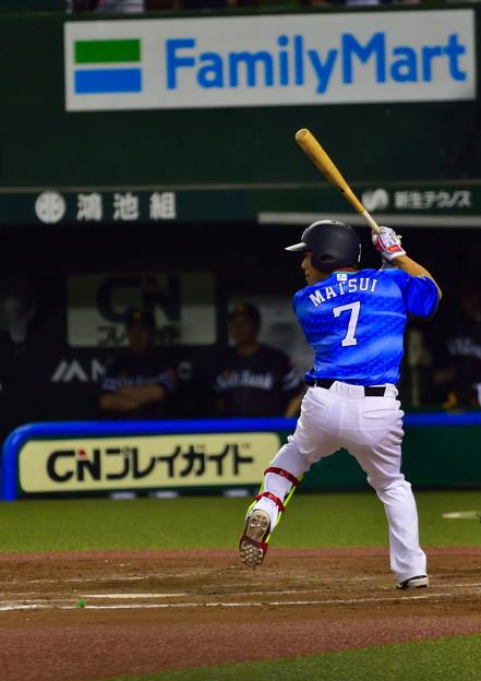 #7 松井 稼頭央