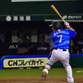 写真: #7 松井 稼頭央