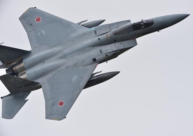機動飛行・F-15J(303SQ) その3