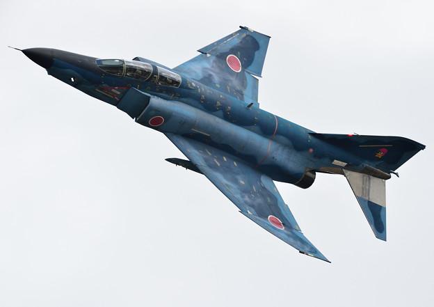 洋上迷彩・RF-4E