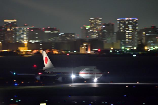CYGNUS・B744 Departure