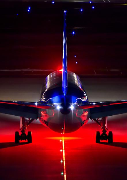 ANA・B787 Departure