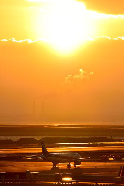 2018.12.15 ようやく太陽が