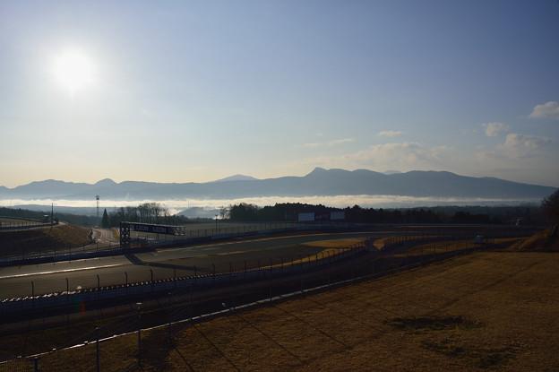 富士SWからの景色