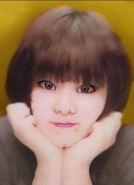 Photos: 頬杖☆長田未奈